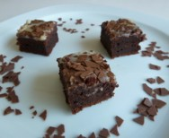 Brownies mit Mascarpone