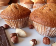 Schoko-Nuss-Muffin