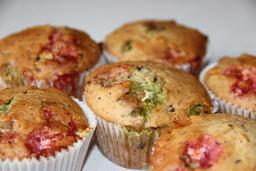 Marshmallow-Muffins