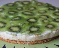 Kiwi-Joghurt-Torte