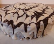 Weiße Schokoladentorte