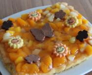 Rezept Sommerlicher Obstkuchen